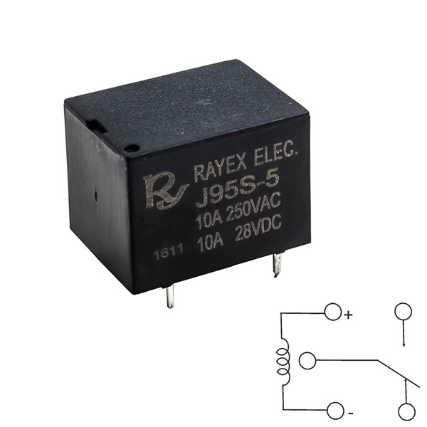 12vdc latching relay