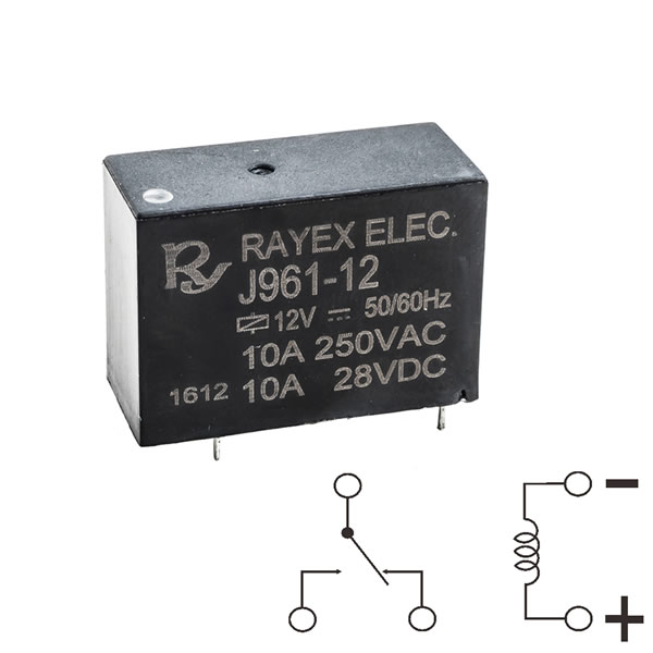 dual coil latching relay